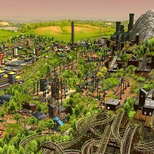 RollerCoaster Tycoon 3 Complete Edition Parque temático