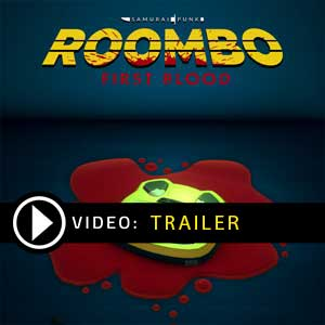Comprar Roombo First Blood CD Key Comparar Precios