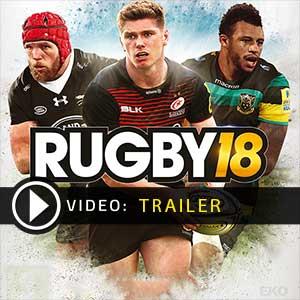 Comprar Rugby 18 CD Key Comparar Precios