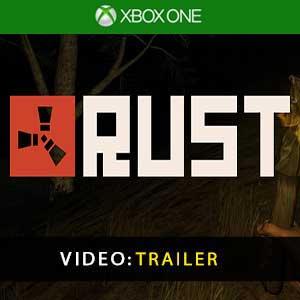 Video del trailer de Rust Xbox One