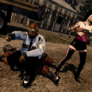 Saints Row 2 Gameplay Image