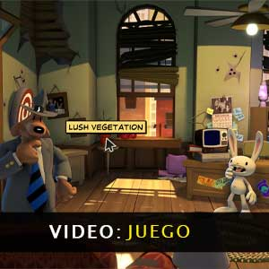 Sam & Max Save the World Videojuegos