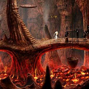 Samorost 3 Gnome & Los fantasmas