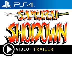 Comprar Samurai Shodown PS4 Barato Comparar Precios