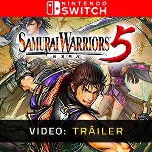 Samurai Warriors 5 Nintendo Switch Video Dela Campaña