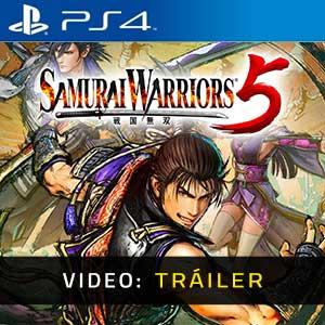 Samurai Warriors 5 PS4 Video Dela Campaña