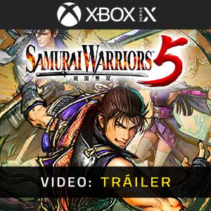 Samurai Warriors 5 Xbox Series X Video Dela Campaña