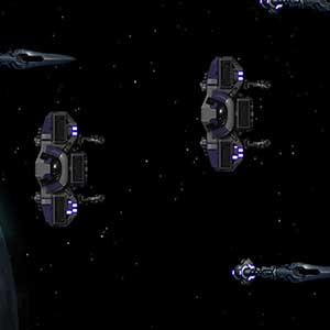 destructive ship combat