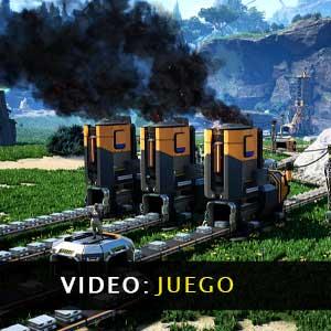 Satisfactory Vídeo Del Juego