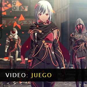 Scarlet Nexus Vídeo del juego