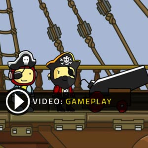 Scribblenauts Unlimited Gameplay Video