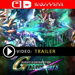 Comprar SD Gundam G Generation Cross Rays Nintendo Switch Barato comparar precios