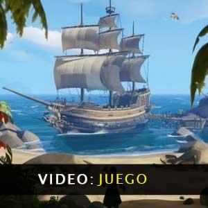 Video de juego de Sea of Thieves Black Dog Pack
