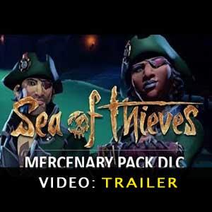 Sea of Thieves Mercenary Pack