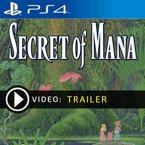 Secret of Mana PS4 Precios Digitales o Edición Física