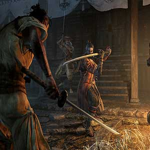Video de juego de Sekiro Shadows Die Twice
