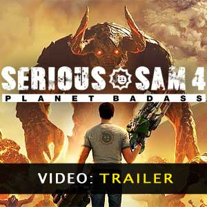 Serious Sam 4 Planet Badass Trailer Video