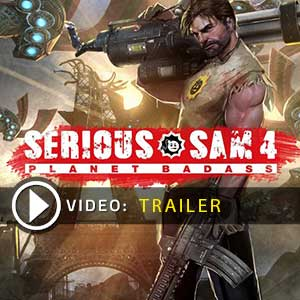 Comprar Serious Sam 4 Planet Badass CD Key Comparar Precios