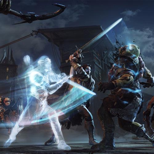 Shadow of Mordor Gameplay