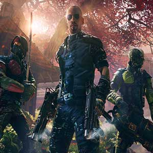 Shadow Warrior 2 Caracteres