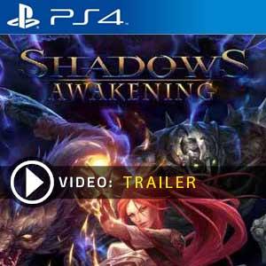 Shadows Awakening PS4 Prices Digital or Box Edicion