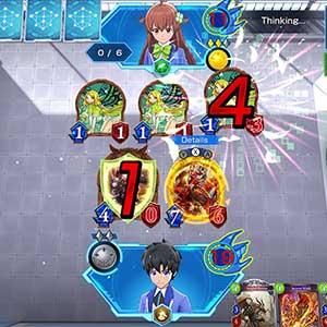 Shadowverse Champions Battle Batalla de cartas