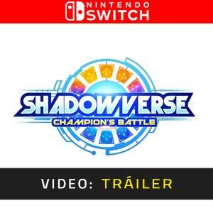 Shadowverse Champions Battle Tráiler en vídeo para Nintendo Switch