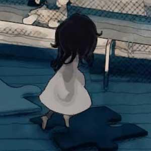Shady Part of Me - La pequeña niña y la sombra