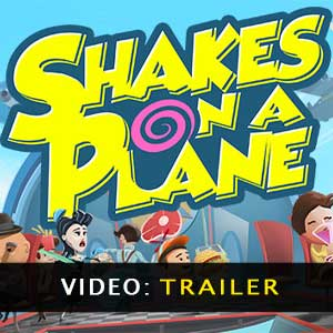 Shakes On A Plane Video Trailer