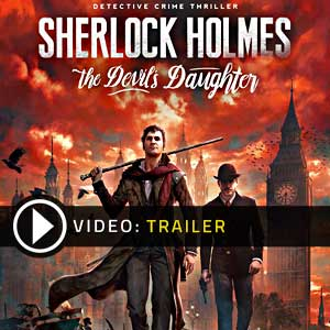 Comprar Sherlock Holmes The Devils Daughter CD Key Comparar Precios