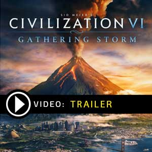 Comprar Sid Meier's Civilization 6 Gathering Storm CD Key Comparar Precios