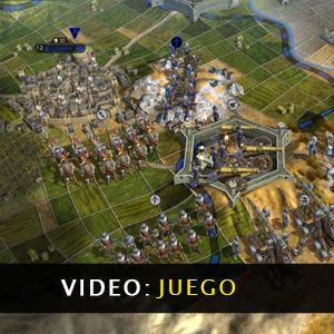 Sid Meiers Civilization V Vídeo del juego