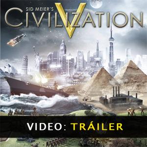 Sid Meiers Civilization V Vídeo del tráiler