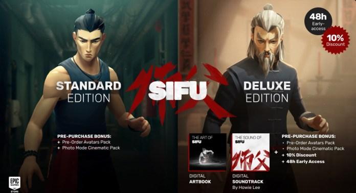 Reservar Sifu CD Key al mejor precio