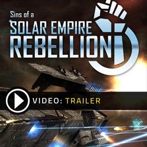 Comprar Sins of a Solar Empire Rebellion CD Key Comparar Precios