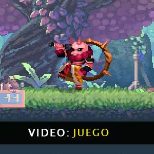 Skul The Hero Slayer Video de juego