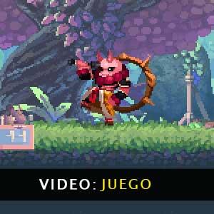 Skul The Hero Slayer Video de juego