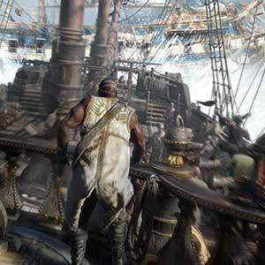 Naval combat