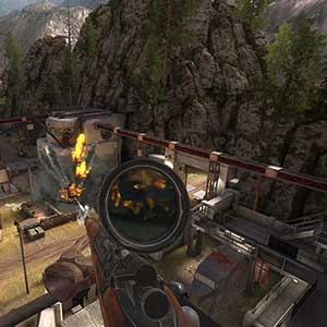Sniper Elite VR - Francotirador
