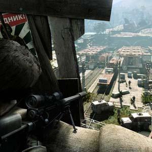 Sniper Ghost Warrior 2 - Francotirador