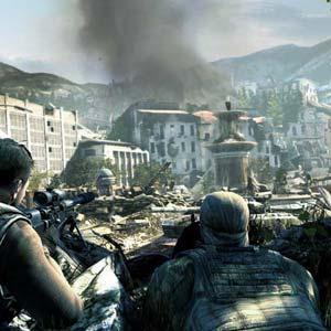 Sniper Ghost Warrior 2 - Urbano