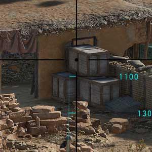 Sniper Ghost Warrior Contracts 2 El alcance de un francotirador