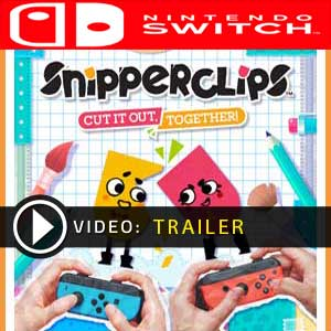 Snipperclips Cut it out together
