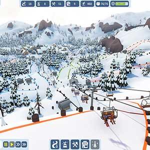 Snowtopia Ski Resort Builder Telesilla