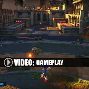 Sonic Forces Gameplay Video