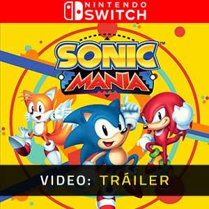Sonic Mania Nintendo Switch Video dela campaña