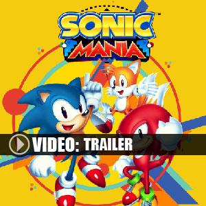 Comprar Sonic Mania CD Key Comparar Precios