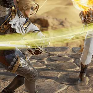 Soulcalibur temporary power-up