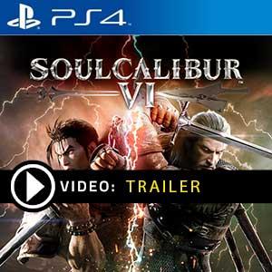 Soulcalibur 6 PS4 Precios Digitales o Edición Física