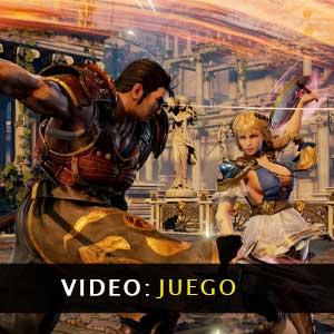 SoulCalibur 6 vídeo de juego